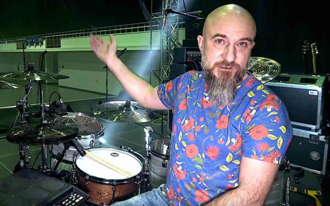 """Drum Cam BeatIt: Rafał""""Kuzyn"""" Piotrowiak (Pidżama Porno) – """"Styropian"""""""