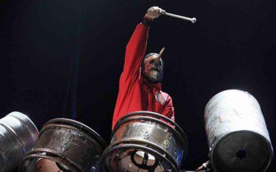 Chris Fehn nie jest już członkiem zespołu Slipknot