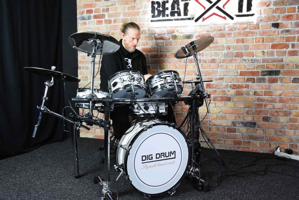 Testujemy perkusję elektroniczną Dig Drum