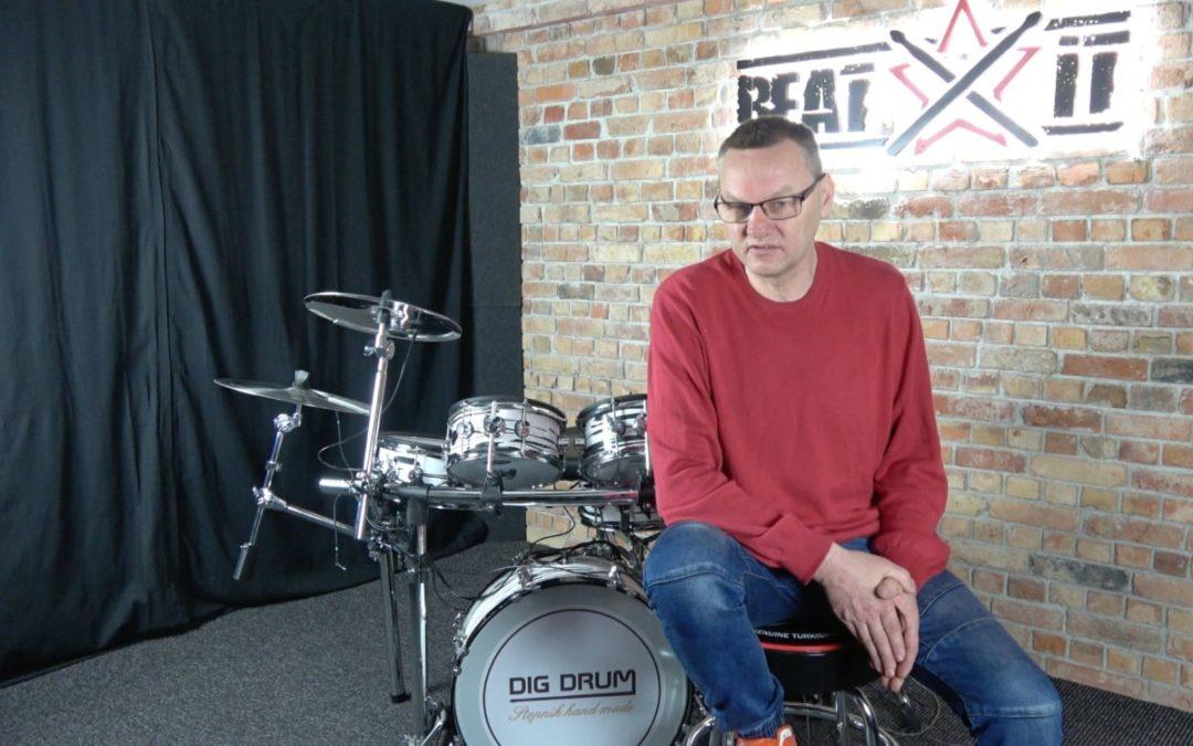 Wywiad BeatIt: Kazimierz Stępnik – Dig Drum
