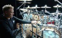 Craig Blundell prezentuje swój zestaw perkusyjny na trasie ze Stevem Hackettem