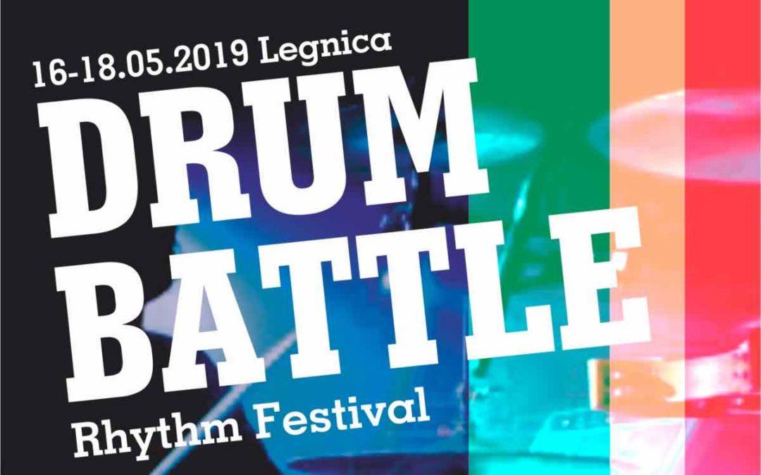 XV edycja Festiwalu Rytmu – DRUM BATTLE – LEGNICA 2019