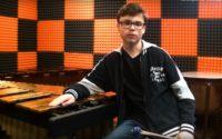 Młody perkusista z Poznania ma szansę wystąpić w Carnegie Hall.