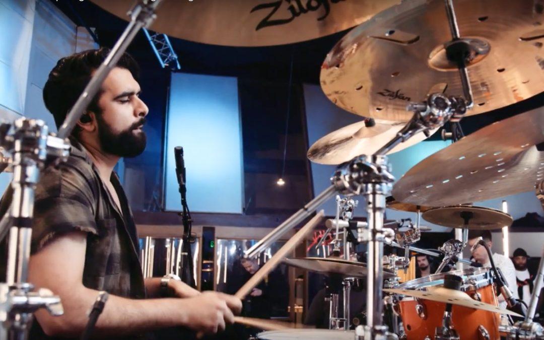 Kaz Rodriguez – sygnowane pałki Zildjian