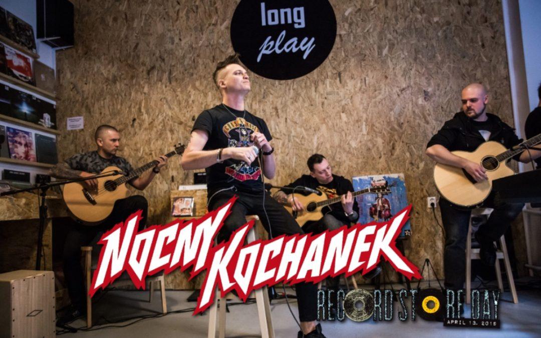 Nocny Kochanek opublikował zapis akustycznego koncertu z okazji Record Store Day 2019