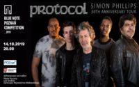 Simon Phillips i Protocol w Polsce!