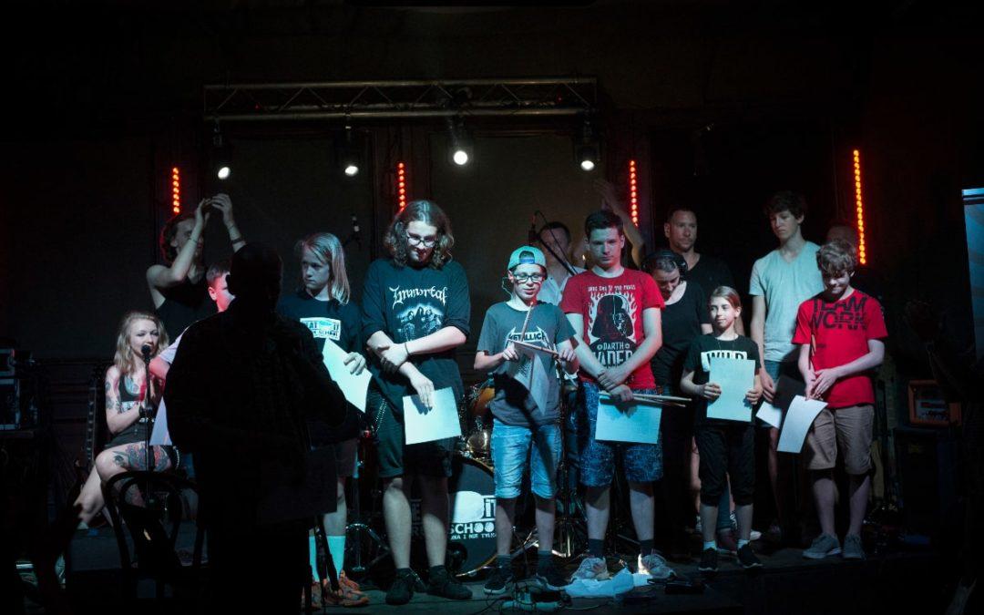 Koncert uczniów Beatit Drum School – Relacja (foto i wideo)