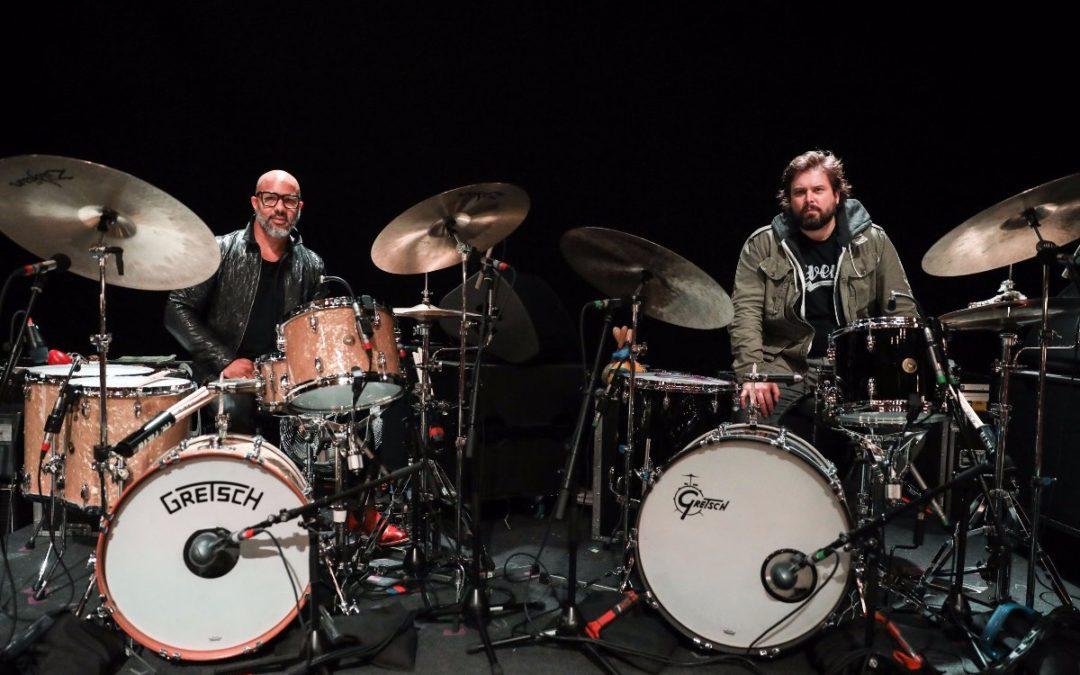 Nowi artyści w stajni Gretsch Drums!
