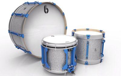 British Drum Co. – Nowe bębny z serii Axial