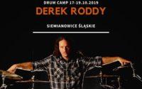 Derek Roddy Drum Camp - Siemianowice Śląskie