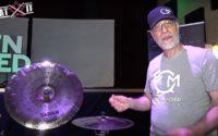 Dom Famularo prezentuje swój zestaw perkusyjny
