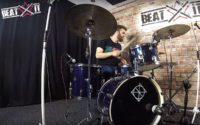 "Drum Cam BeatIt: Jakub Martuzalski (RusT) - ""Be yourself"""