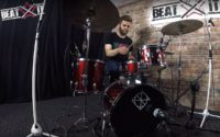 "Drum Cam BeatIt: Jakub Martuzalski (RusT) - ""Balloon"""