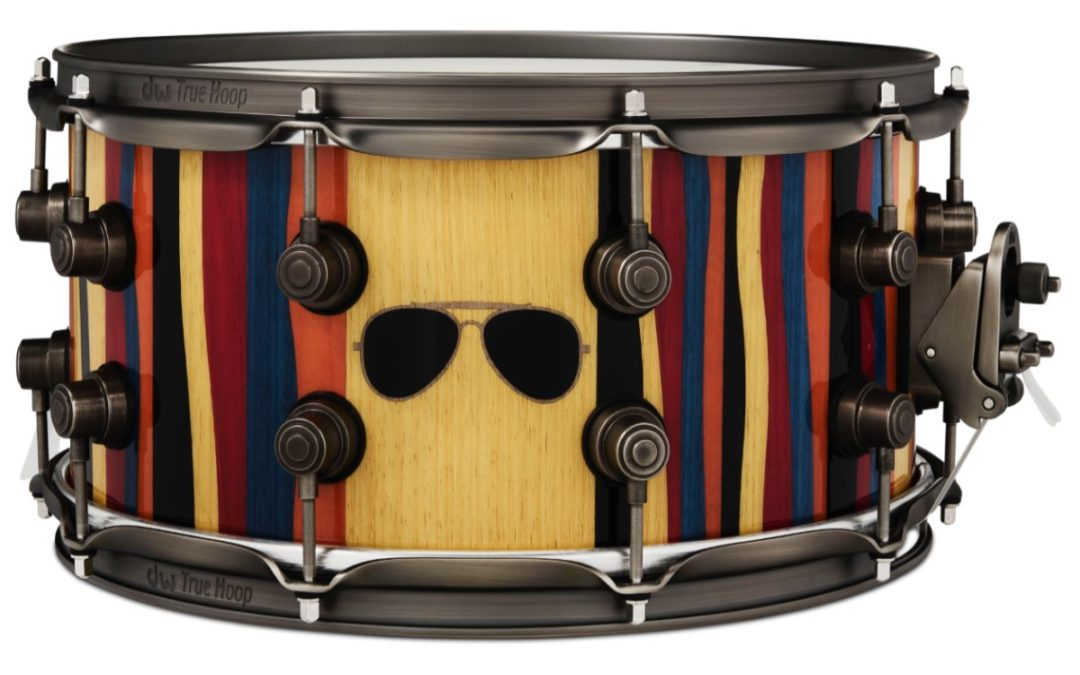 Werbel DW Jim Keltner Collector's Series ICON