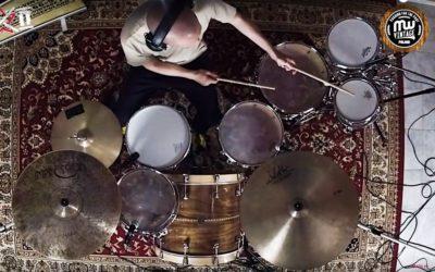 Vintage Test BeatIt: zestaw perkusyjny Taye Studio Maple Exotic