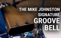 Groove Bell Meinl sygnowany przez Mike'a Johnstona