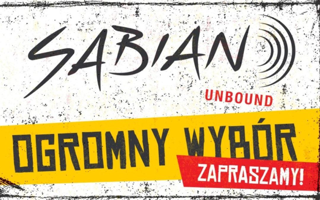 Ponad sto talerzy Sabian w Avant Drum Shop