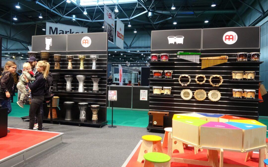 Targi Musicpark 2019: Meinl Percussion