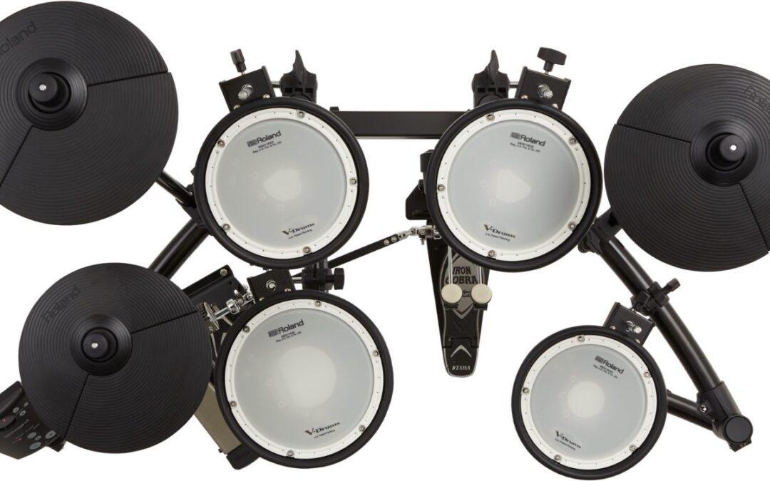 Test BeatIt: perkusja elektroniczna Roland TD-1DMK