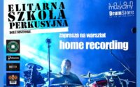Warsztaty DrumStore Home Recording