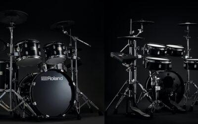 ROLAND V-Drums Acoustic Design!