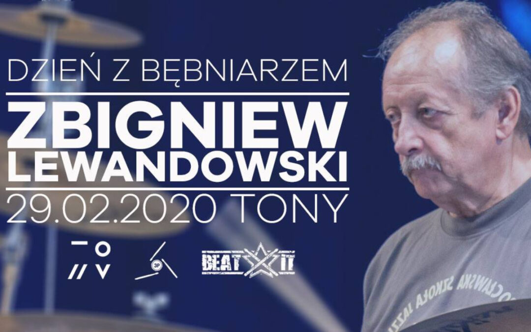 Beatit na warsztatach perkusyjnych we Wrocławiu