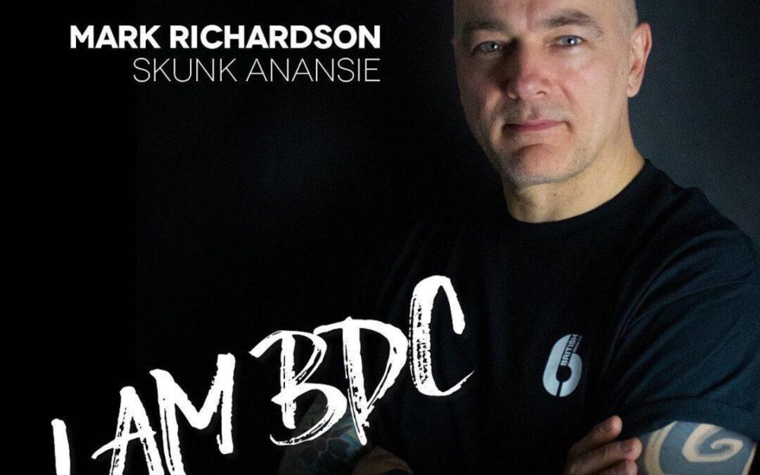 Mark Richardson (Skunk Anansie) artystą British Drum Co.