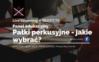 Panel edukacyjny BeatIt #3: Pałki perkusyjne