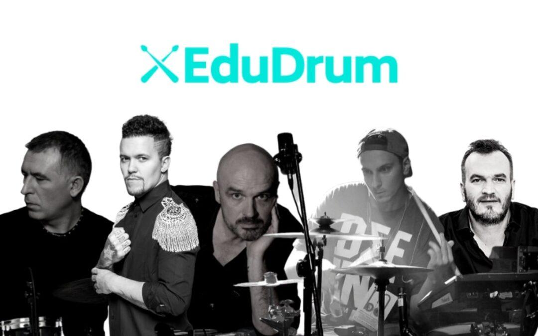 Jurorzy i sponsorzy konkursu werblowego EduDrum