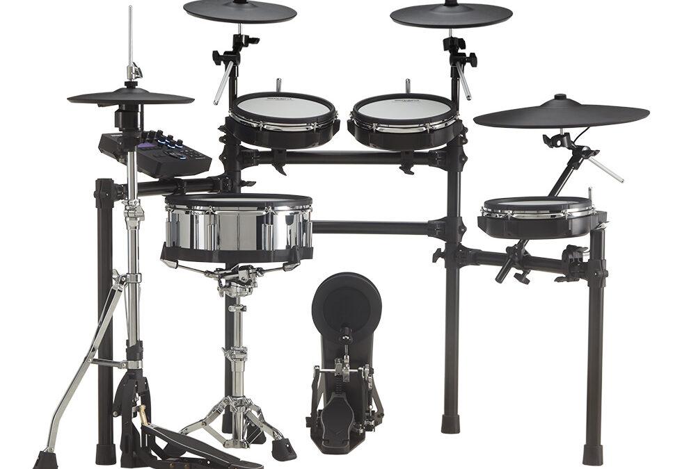Test BeatIt: perkusja elektroniczna Roland TD-27KV