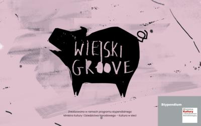 """Bartek Nazaruk i projekt """"Wiejski Groove"""""""
