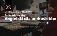 Panel edukacyjny BeatIt #8: Angielski dla perkusistów