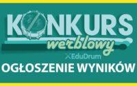 Ogłoszenie wyników I konkursu werblowego EduDrum