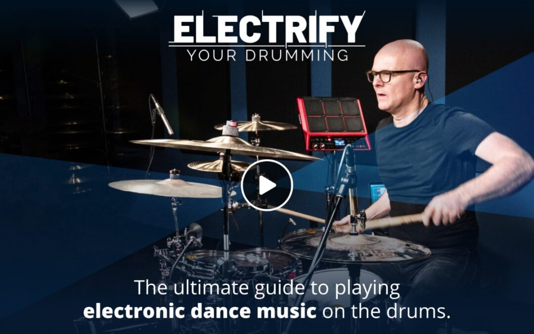 Michael Shack & Drumeo: Electrify Your Drumming