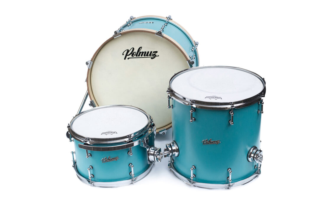 Test BeatIt: Polmuz Tulipwood Aqua Blue Satin Lacquer