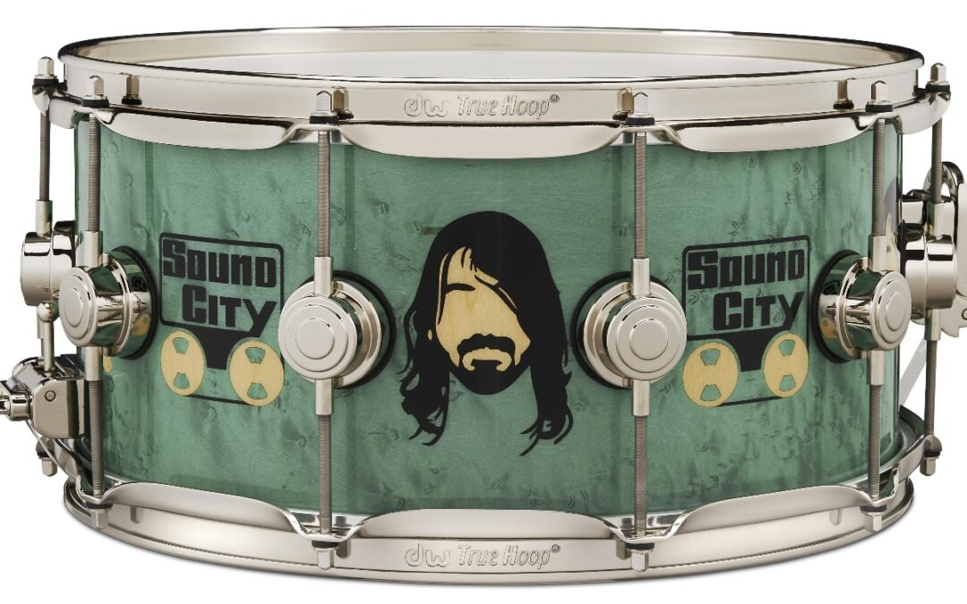 Werbel DW Icon Dave Grohl