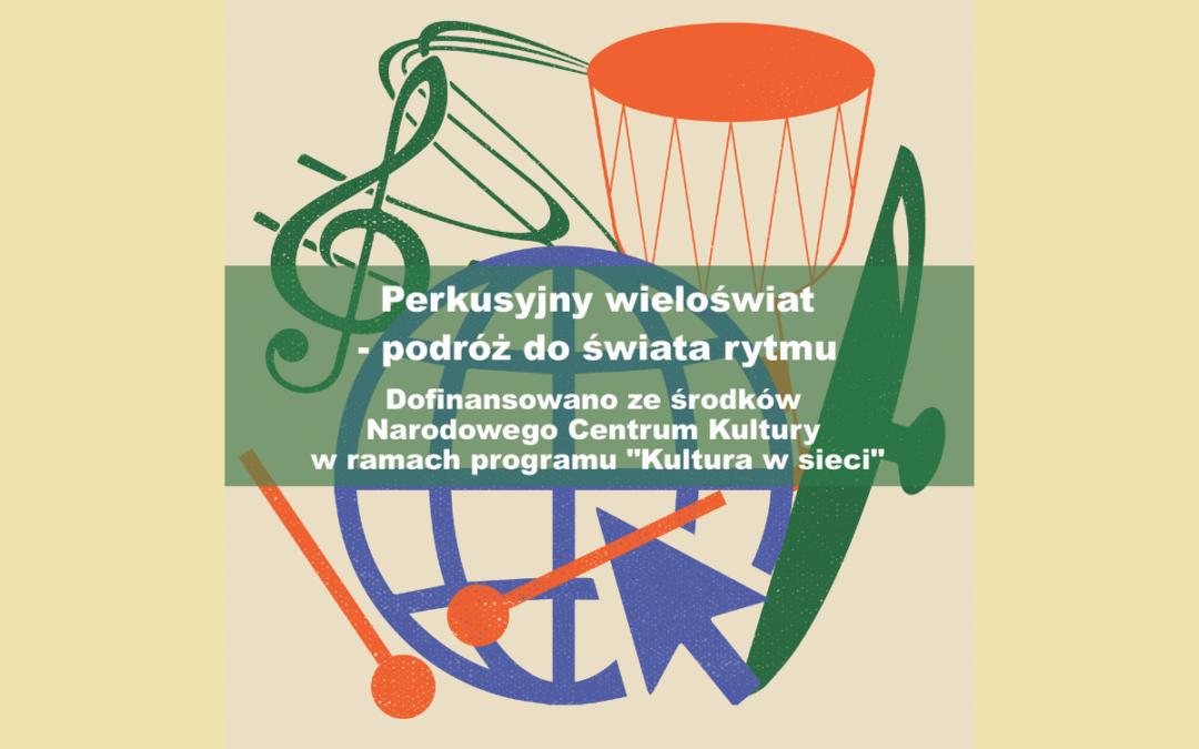 Perkusyjny wieloświat – etniczne instrumenty perkusyjne