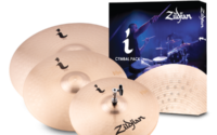 Test BeatIt: zestaw talerzy Zildjian I Family
