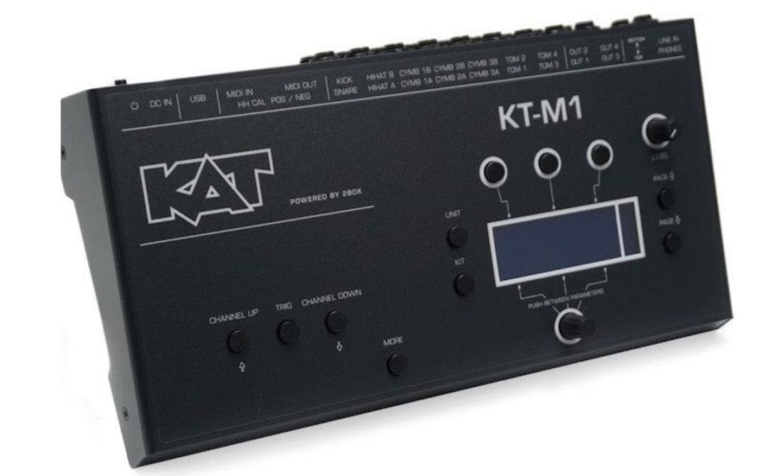 Nowości na 2021: Nowy moduł KAT KT-M1
