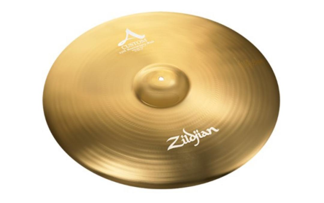 BeatIt testuje: Zildjian 25th Anniversary A Custom Ride 23″