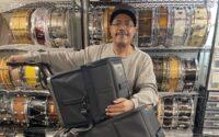Dennis Chambers endorserem Gruv Gearl VELOC One-Trip