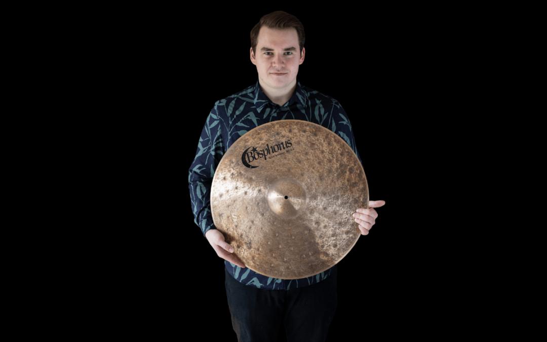 Szymon Madej endorserem Bosphorus Cymbals!
