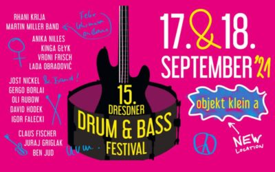 Wydarzenia: Dresdner Drum & Bass Festival