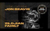 Jon Beavis (IDLES) nowym endorserem Zildjian