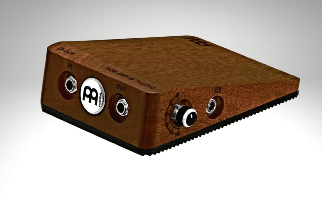 Test BeatIt: Meinl Percussion Digital Stomp Box
