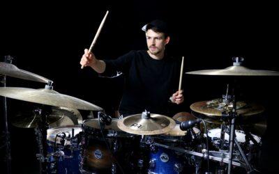 Wojtek Deręgowski artystą DW Drums!