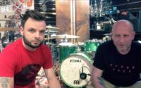 A. Marszałkowski i A. Żurek: warsztaty perkusyjne