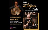 The Zildjian Talk: Stanton Moore i Zildjian India