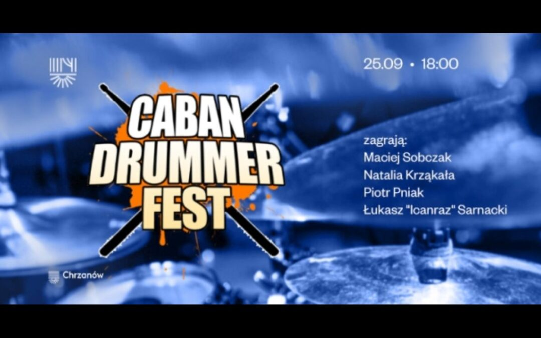 Wydarzenia: Caban Drummer Fest 2021