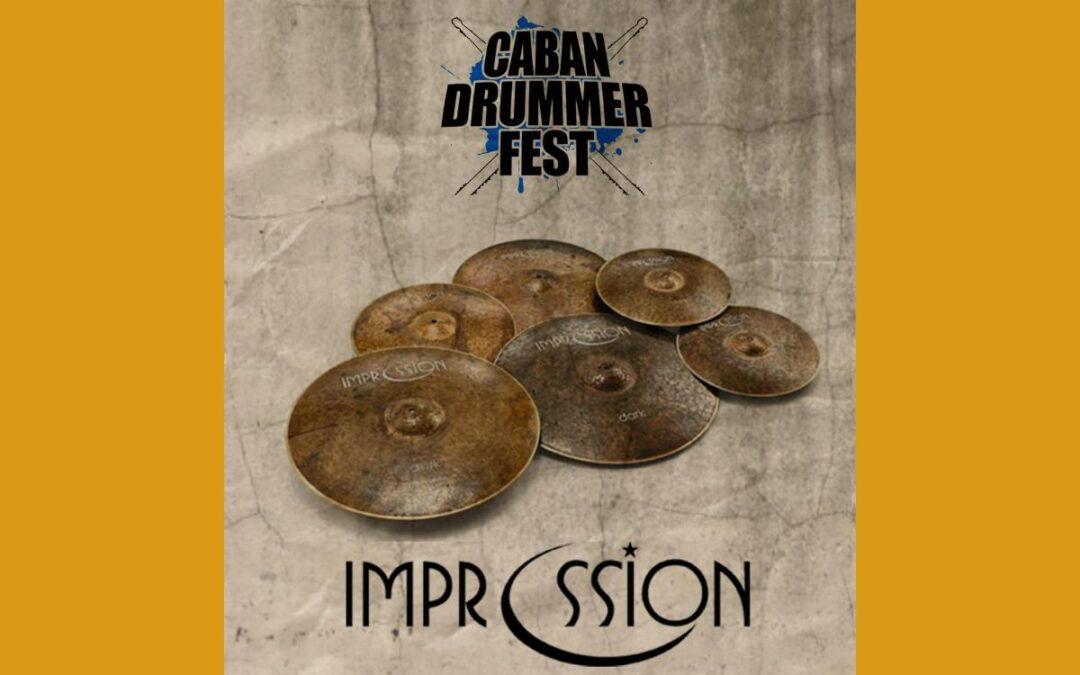 Impression Cymbals na Caban Fest 2021